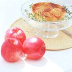 りんごスムージーレシピを紹介。りんごに隠された美容・美肌・アンチエイジング効果とは