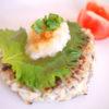 アンチエイジング 食レシピ! 野菜たっぷりヘルシー美肌ハンバーグ