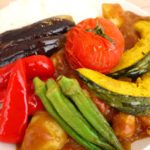 アンチエイジング食レシピ!夏野菜たっぷりヘルシーカレー