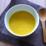ビタミンたっぷりで若返り効果抜群!カボチャの冷製ポタージュスープ