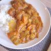 アンチエイジング料理レシピ!リコピンたっぷり美肌トマトカレー