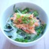 紅鮭アンチエイジング丼のレシピ・作り方