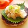 アンチエイジング料理!れんこんハンバーグのレシピ・作り方