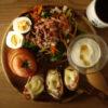 ベーコンとほうれん草のサラダ レシピ・作り方 / Spinach salad recipe