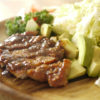 味噌トンテキ レシピ・作り方 【ご飯がすすむ、疲労回復レシピ】
