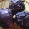 なすの黒いつぶつぶの種は食べられる?カロリー、栄養、効果、効能について