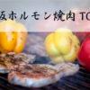 【グルメ観光】大阪に住む僕がオススメするホルモン焼肉のお店5つ